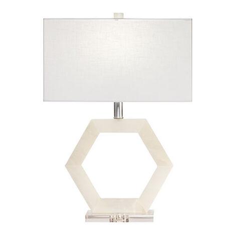 Esma Alabaster Table Lamp Product Tile Image 096042