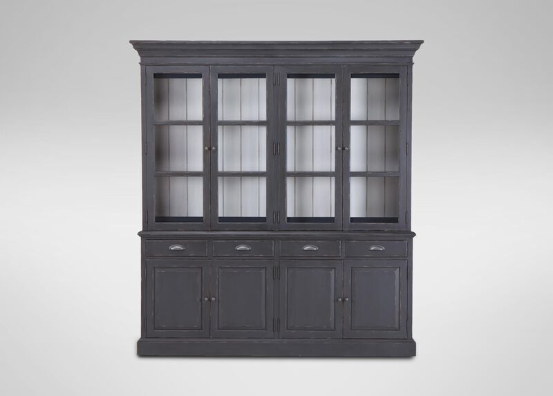 Sayville Four Door Cabinet ,  , large_gray
