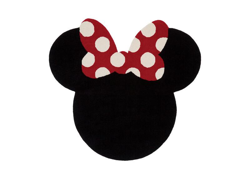 I See Minnie Mouse Rug