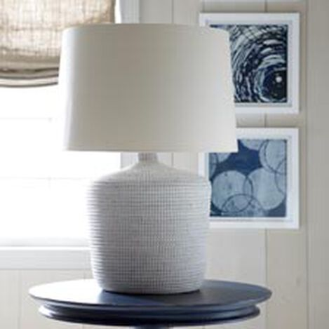 Seneca Woven Table Lamp ,  , hover_image