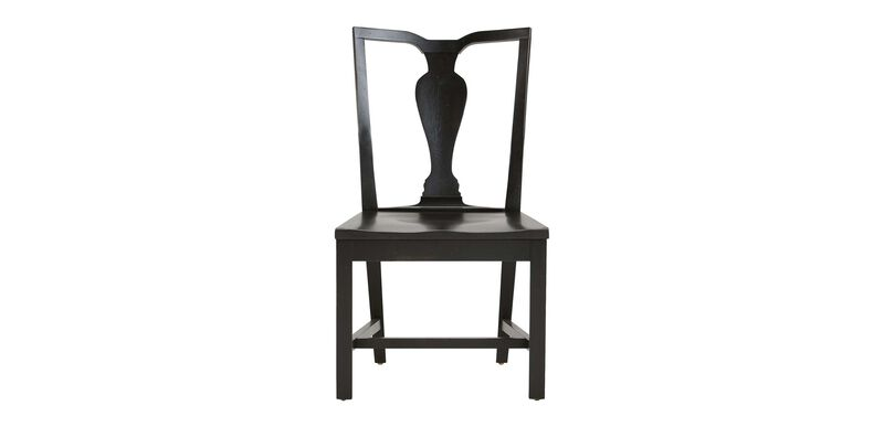 Maddox Wood-Seat Side Chair
