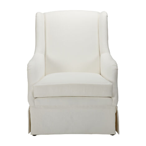 Sinclair Skirted Chair ,  , large