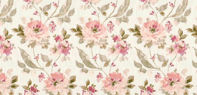 Alisse Blush Fabric