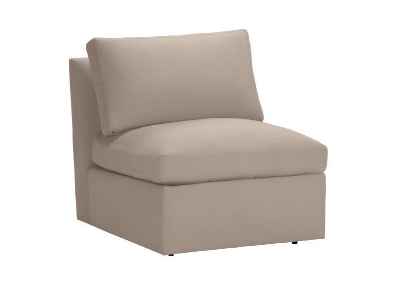 Redding Ridge Armless Outdoor Chair