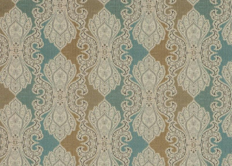 Kenzie Spa Fabric by the Yard