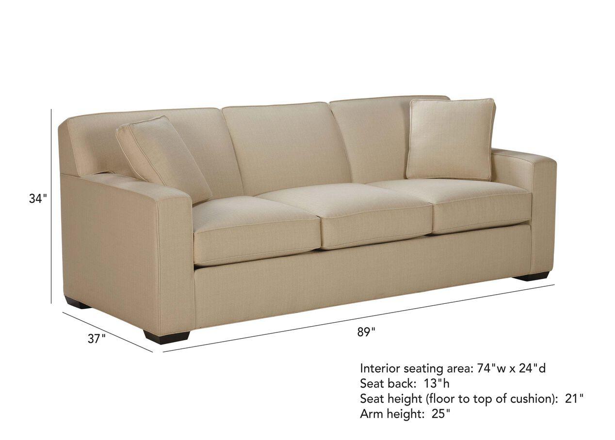 Admirable Kendall Sofa Sofas Loveseats Ethan Allen Machost Co Dining Chair Design Ideas Machostcouk