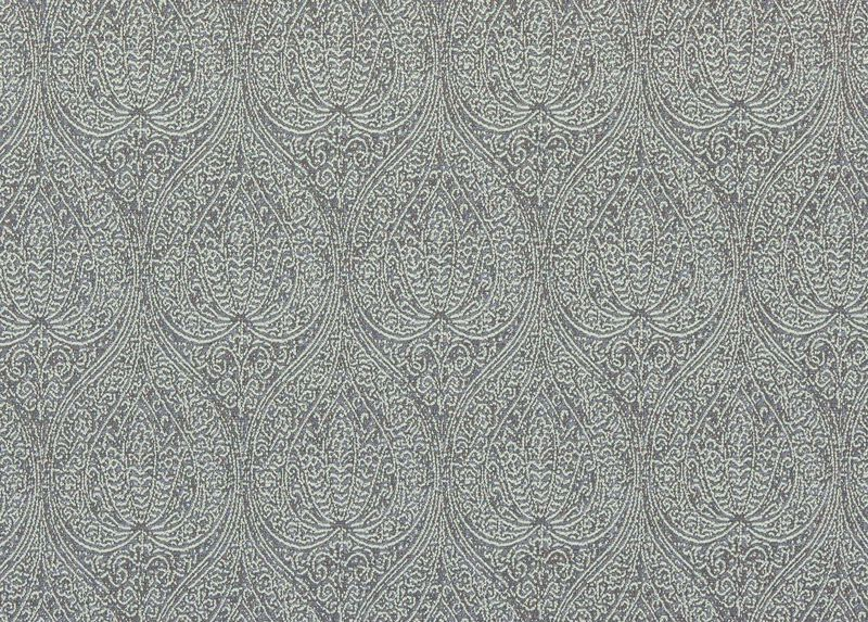 Mirallas Charcoal Fabric By the Yard