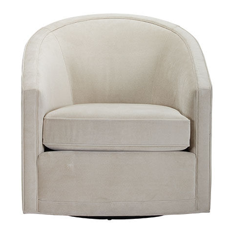 Exceptionnel Baylee Barrel Back Swivel Chair, Quick Ship