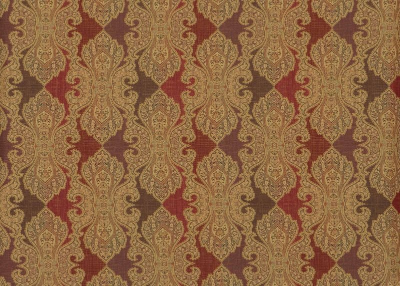 Kenzie Paprika Fabric ,  , large_gray