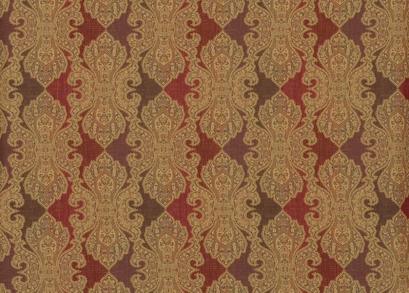 Kenzie Paprika Fabric by the Yard ,  , large_gray