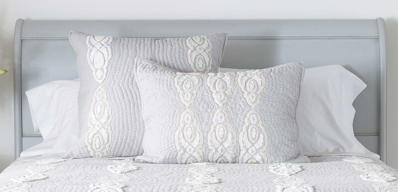 Giorgina Embroidered Euro Sham