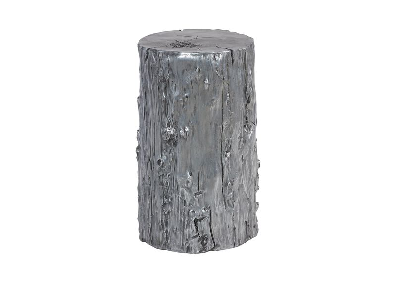 Barton Log Accent Table