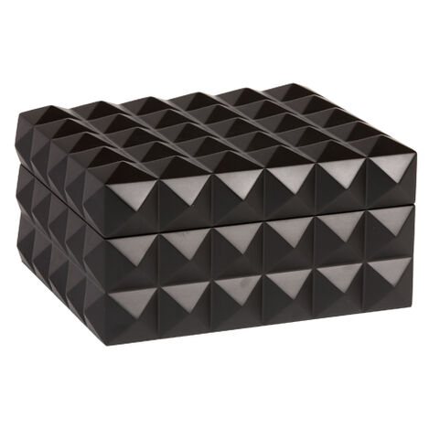 Black Studded Box ,  , large