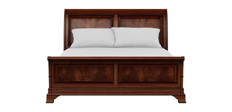 Somerset Sleigh Bed