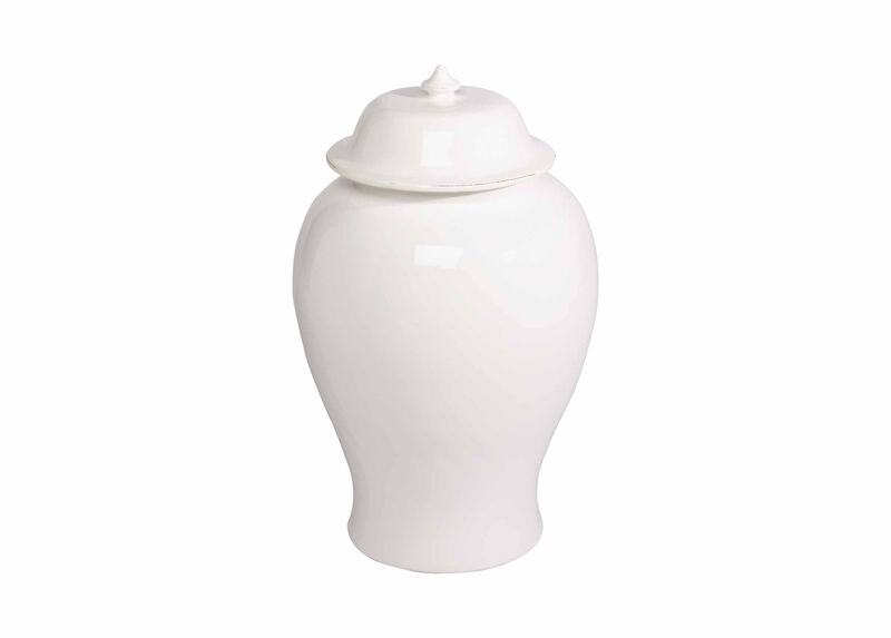 Linda Large Ginger Jar ,  , large_gray