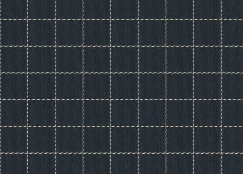 Spencer Navy Fabric