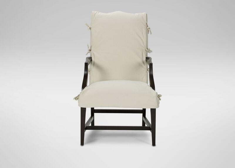 Slipcover for Martha Washington Chair ,  , large_gray