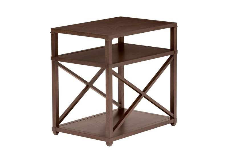 Highland Rectangular End Table ,  , large_gray