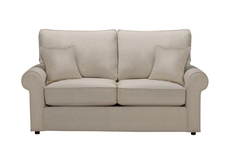 Retreat Roll-Arm Sofa, Quick Ship
