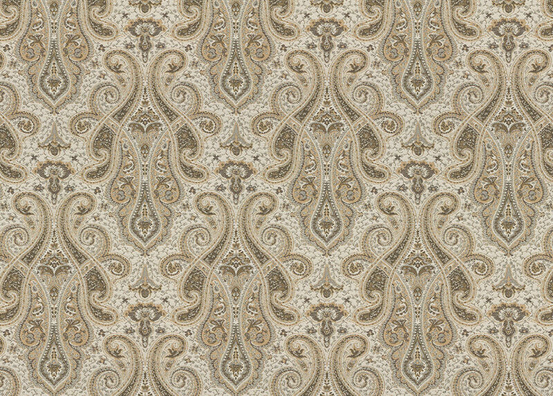 Shayna Beige Fabric by the Yard