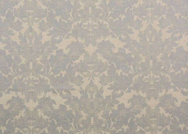 Lindsey Silver Fabric