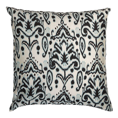 Ikat Print Pillow ,  , large