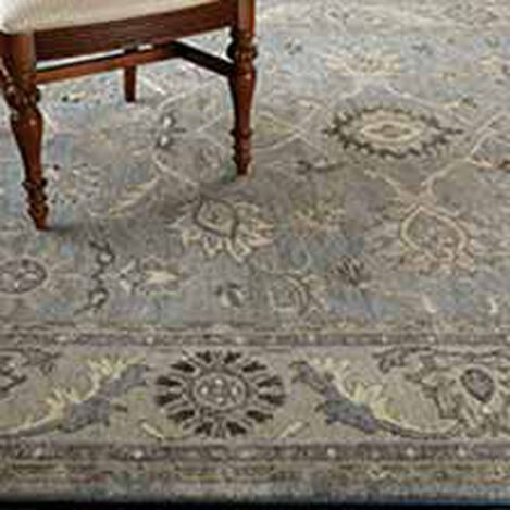 Suzain Rug, Blue/Gray ,  , hover_image