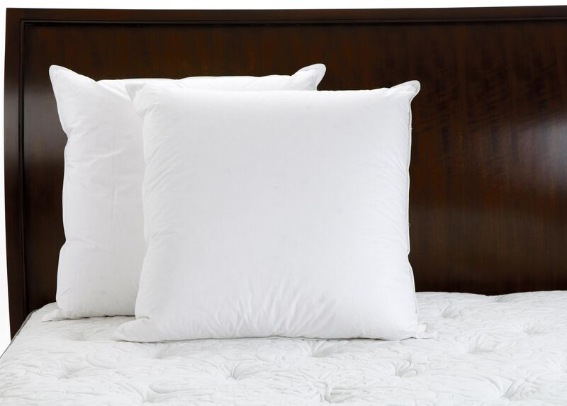 Hypoallergenic Down-Alternative Euro Pillow