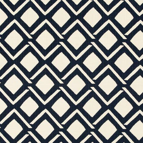 Darya Navy Fabric By the Yard Product Tile Image P1588