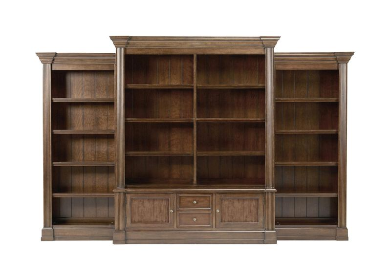 Traveller 4-piece Modular Bookcase at Ethan Allen in Ormond Beach, FL | Tuggl