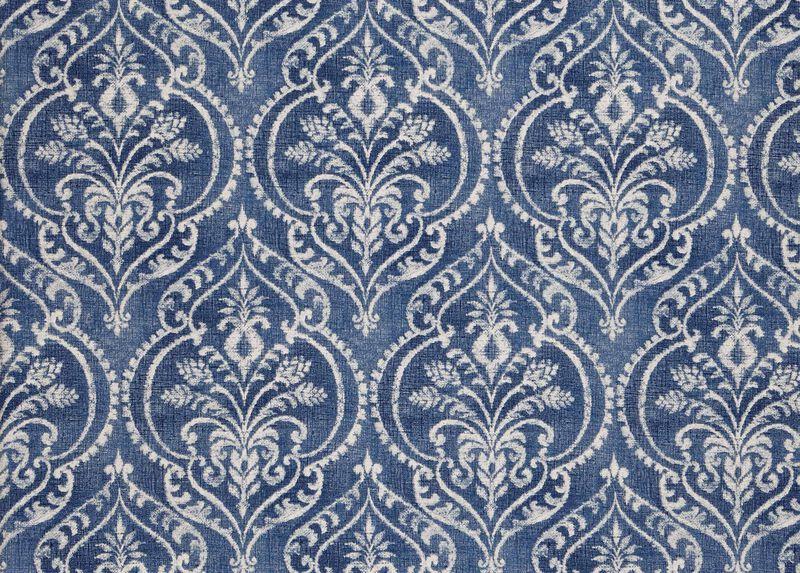 Lyden Indigo Fabric