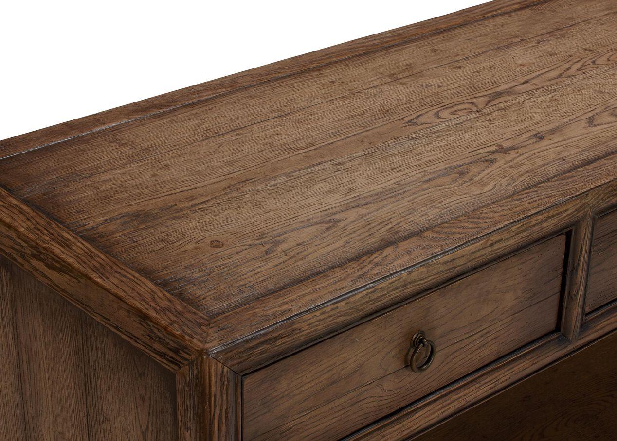 Large Shogun Console Table Console Tables Ethan Allen