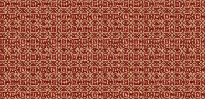 Tayte Brick Fabric By the Yard