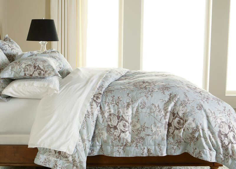 Loxley Floral Full/Queen Duvet Cover
