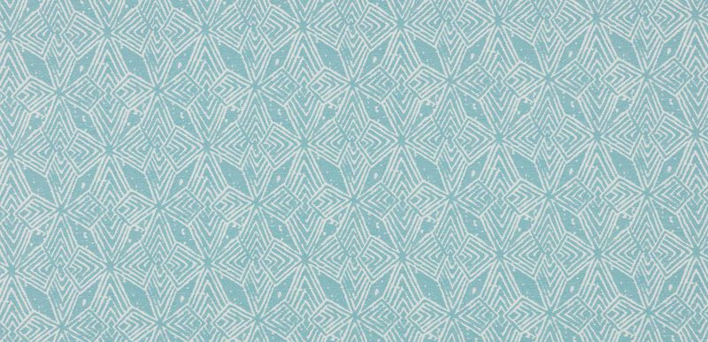 Balinese Azure Fabric By the Yard