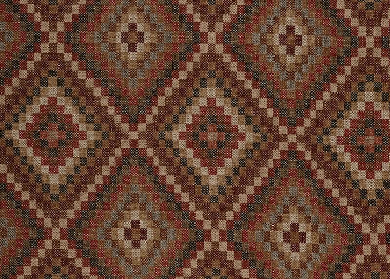 Rangel Brick Fabric