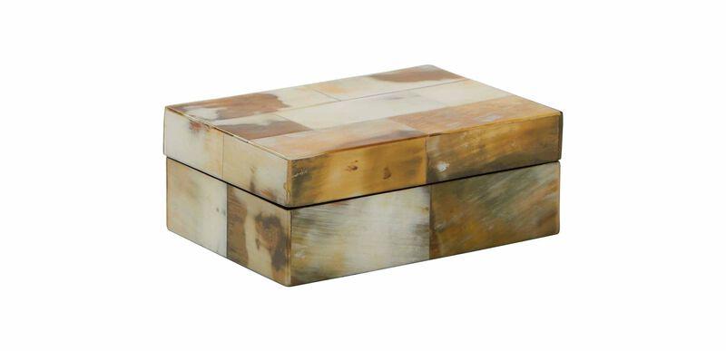 Light Horn Inlay Box