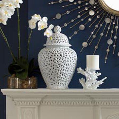 White Pierced Temple Jars Product Tile Hover Image piercedtemplejar