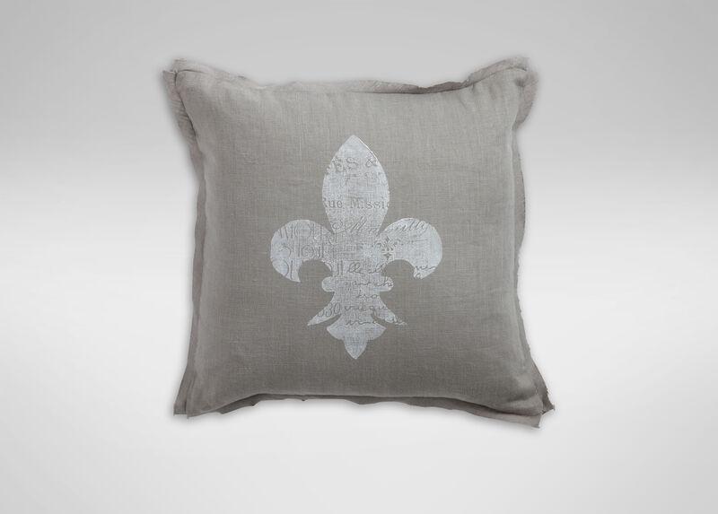 Fleur de Lis Pillow | Tuggl
