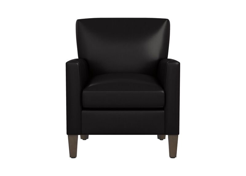 Collin Leather Chair ,  , large_gray