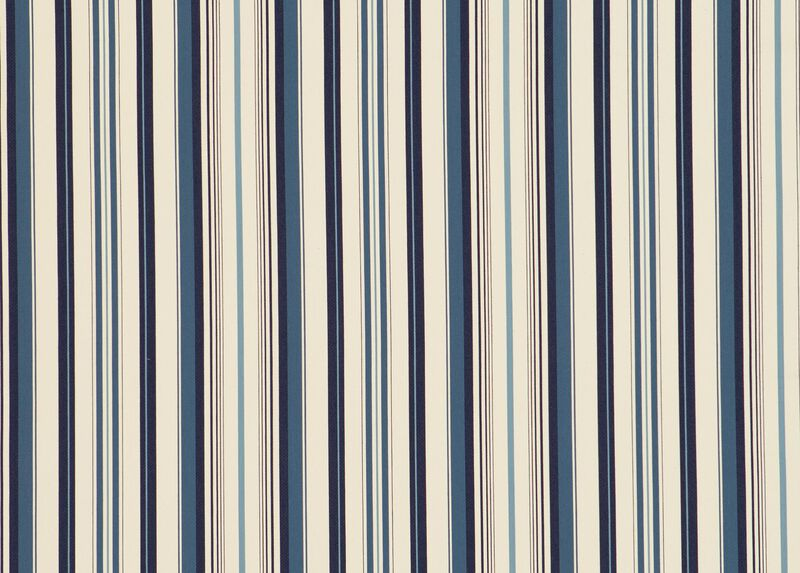 Brooks Blue Fabric by the Yard