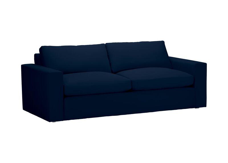 Redding Ridge Upholstered Outdoor Sofa