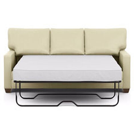 Bennett Track-Arm Leather Queen Sleeper Sofa ,  , hover_image