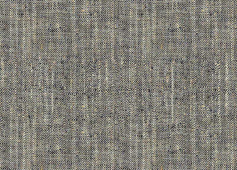 Gibbs Blue Fabric