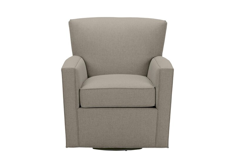 Turner Swivel Chair, Quick Ship , Hailey Slate (Q1054), solid texture , large_gray