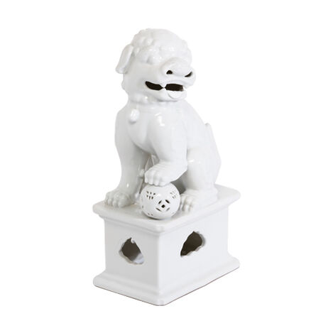 Right-Facing Foo Dog Product Tile Image 432317B
