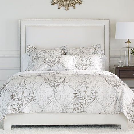 Tuscan Gate Printed Duvet Cover and Shams ,  , large