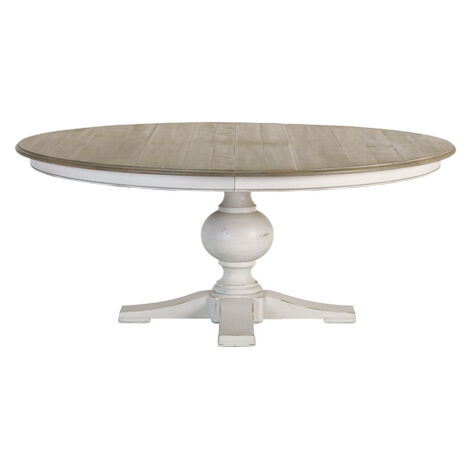Shop Dining Room Tables Kitchen Round Dining Room Table Ethan - 60 inch round table protector pad