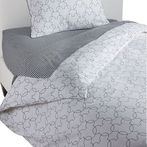 Mickey Mouse Dash Twin Duvet Cover, Mickey's Ears Product Tile Image 0353003  MKE