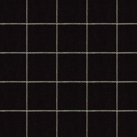 spencer black fabric large